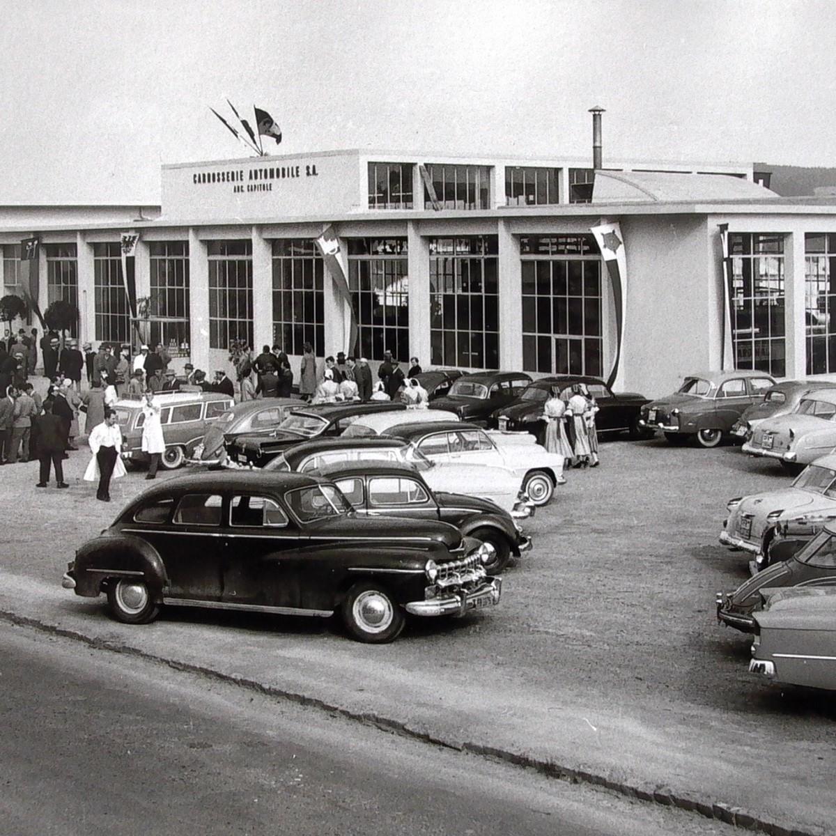 Carrosserie Capitole 1958.1